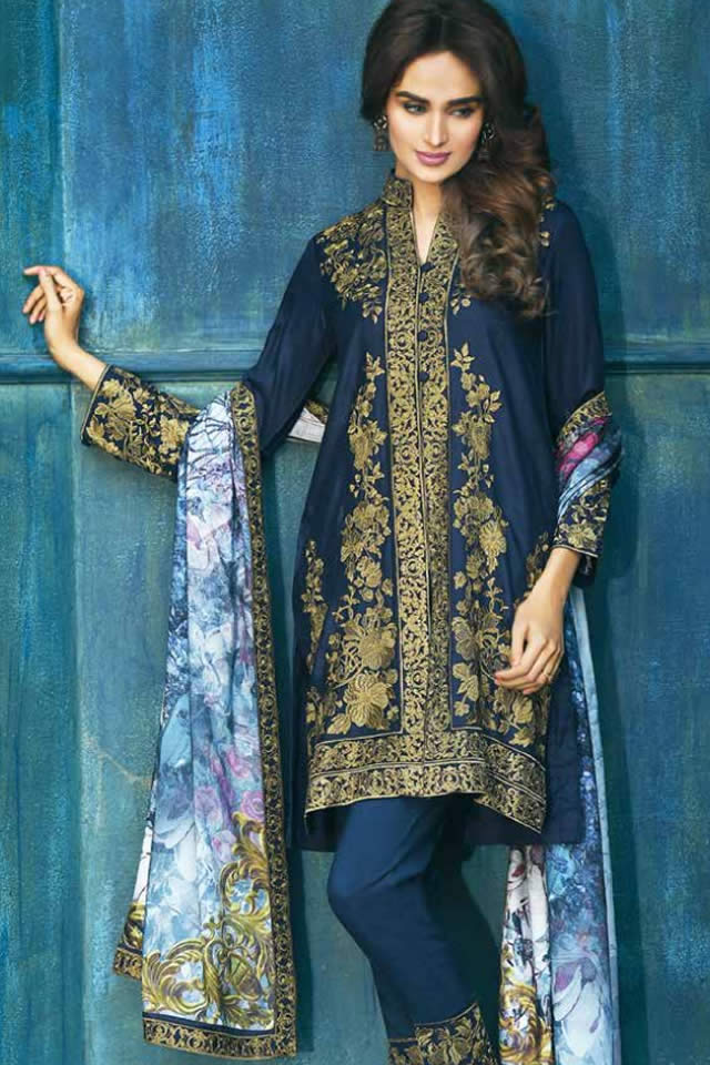 House of Ittehad Winter collection 2016