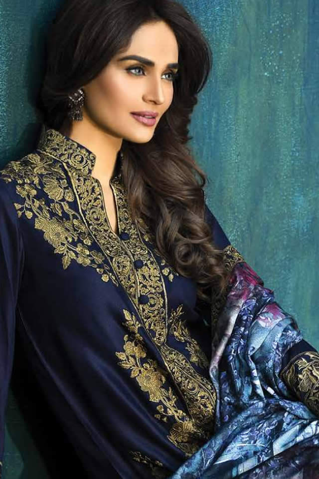 House of Ittehad Winter collection 2016 Pics