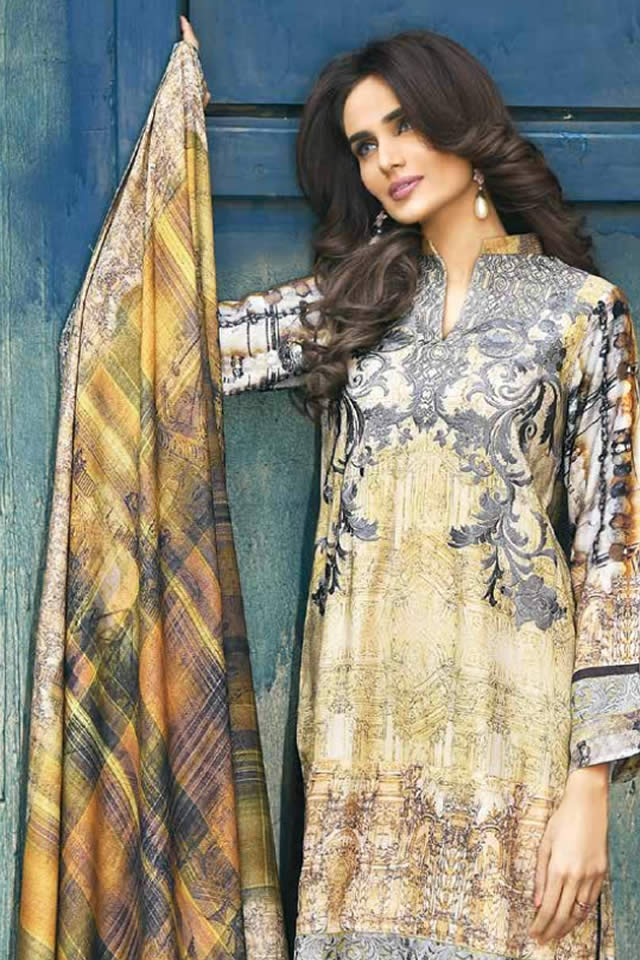 House of Ittehad Winter collection 2016 Photos