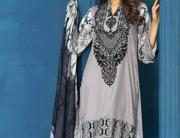 Ittehad Royal Embroidered Winter Collection