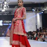 2016 PFDC Loreal Paris Bridal Week Kamiar Rokni Dresses Gallery