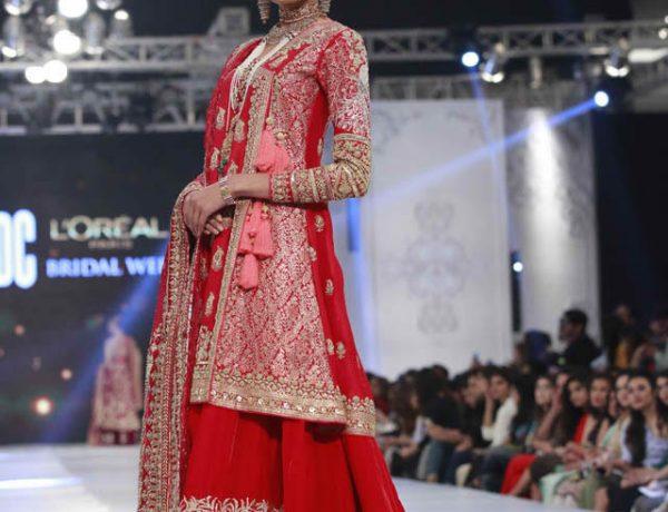Kamiar Rokni Bridal Collection at PLBW16