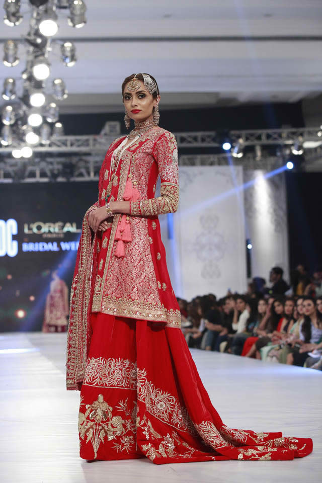 Kamiar Rokni Pakistani Fashion Designer Kamiar Roknia S Bridal Wear