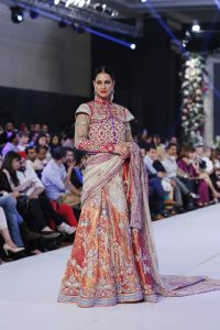 House of Kamiar Rokni Dresses at PLBW 2015