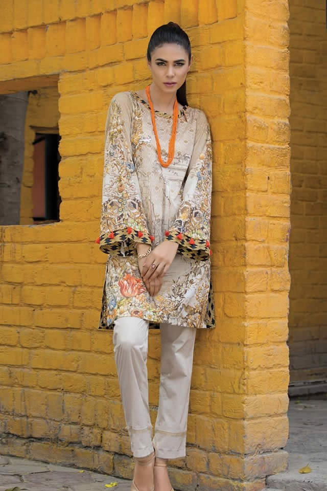 Kayseria Mid-Summer Dresses collection 2016