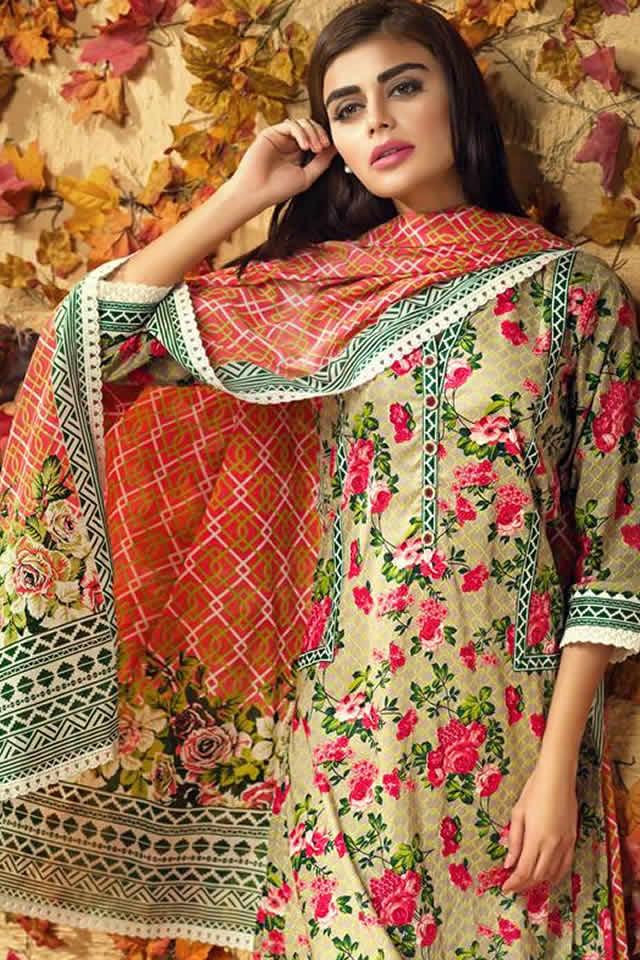 bcad3a94f 2015 Eid ul Adha Khaadi Dresses Collection Photos – Fashion Central