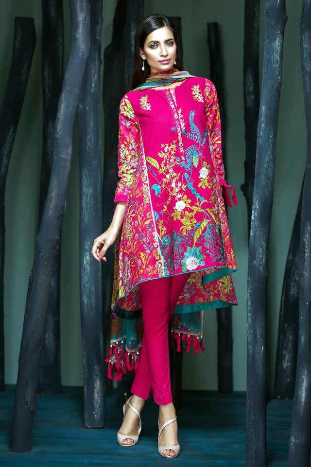 Khaadi Eid Dresses collection 2016 Photos
