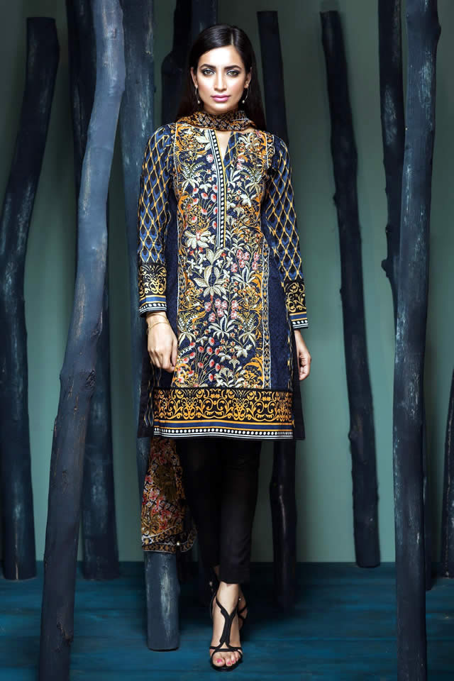 Khaadi Eid Dresses collection 2016 Images