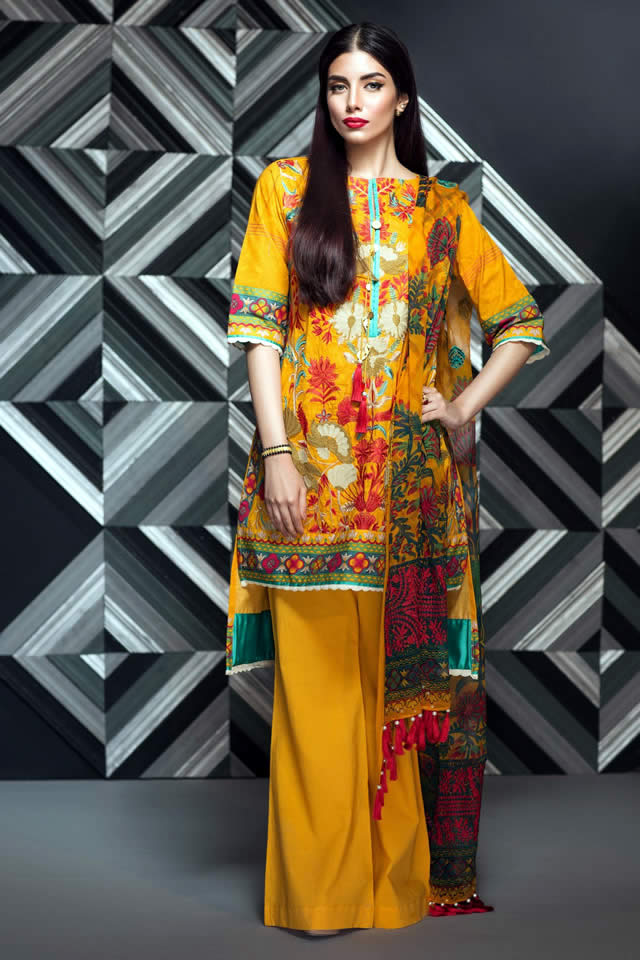 2016 Khaadi Eid collection