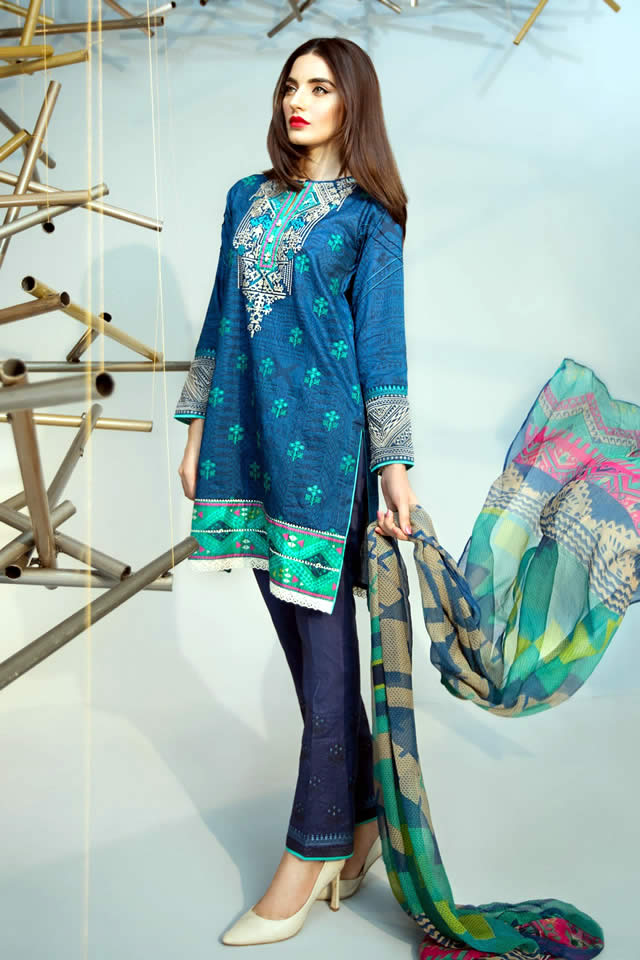 2016 Khaadi Eid collection Images