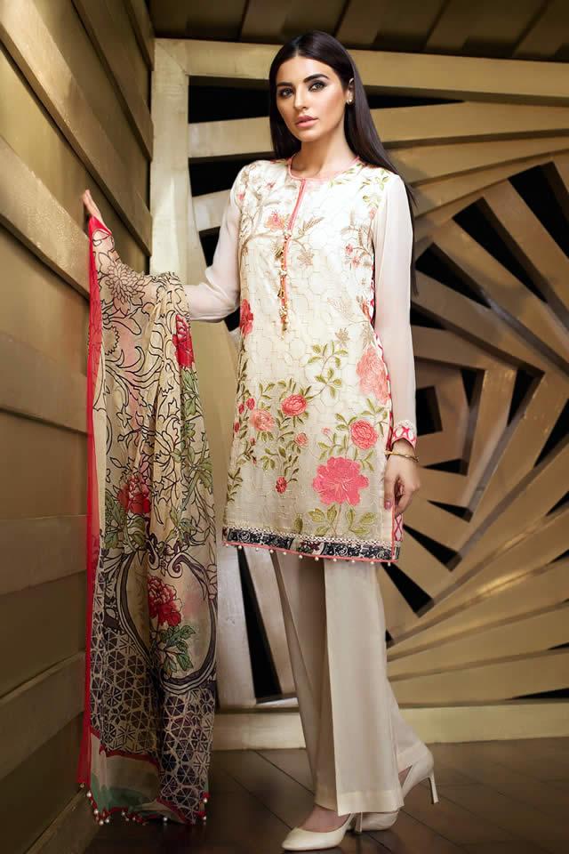 2016 Khaadi Eid Dresses collection