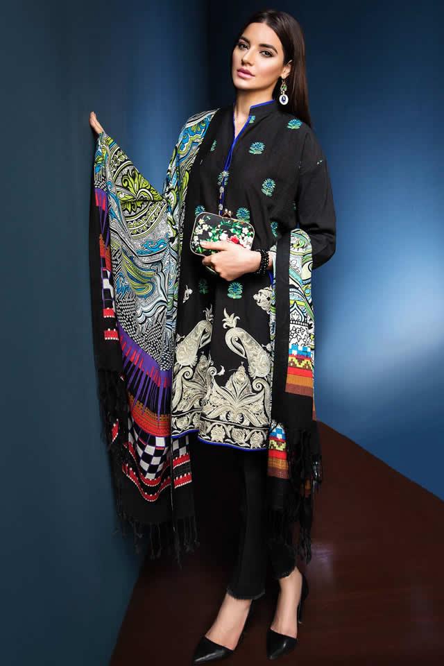 Khaadi Winter Evening Wear Collection