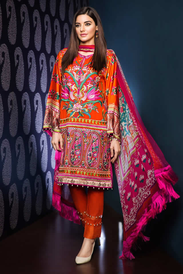 2016 Khaadi Winter collection Pics