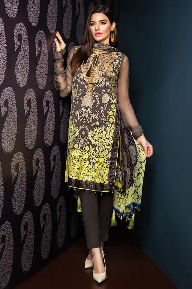 Khaadi Winter Dresses collection 2016 Pics