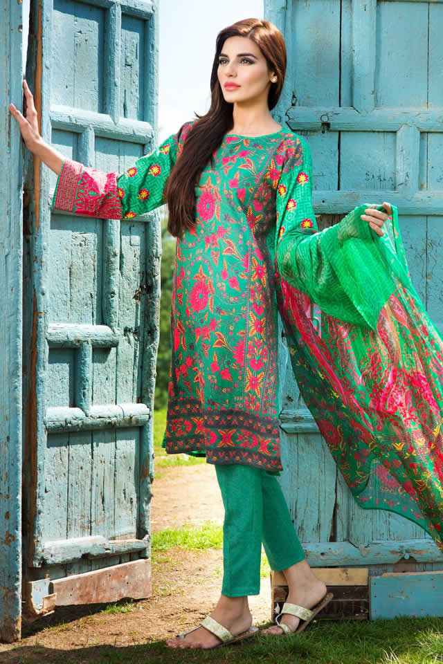 Khaadi Winter Dresses collection 2015-16 Photos