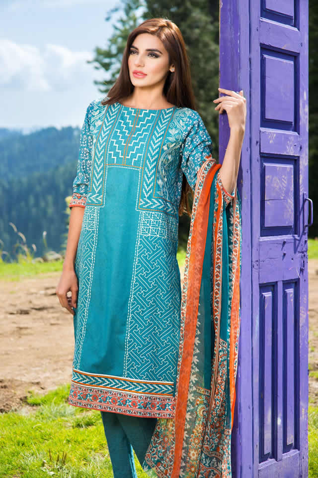 2015-16 Khaadi Winter collection Pictures