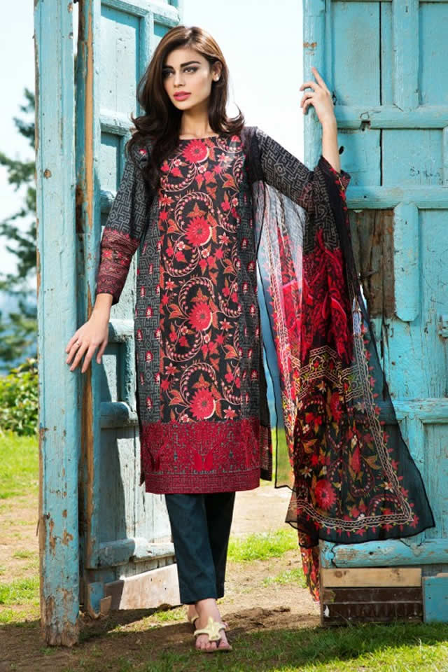 Khaadi Winter Dresses collection 2015-16 Pictures