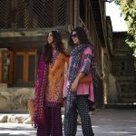 Lakhany Silk Mills Winter Shawl collection 2016 Photos