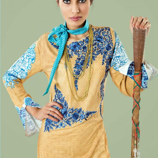 Lala Eid Dresses Collection 2016