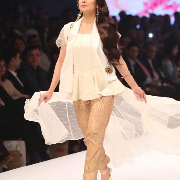Lala Textiles Dresses at FPW 16