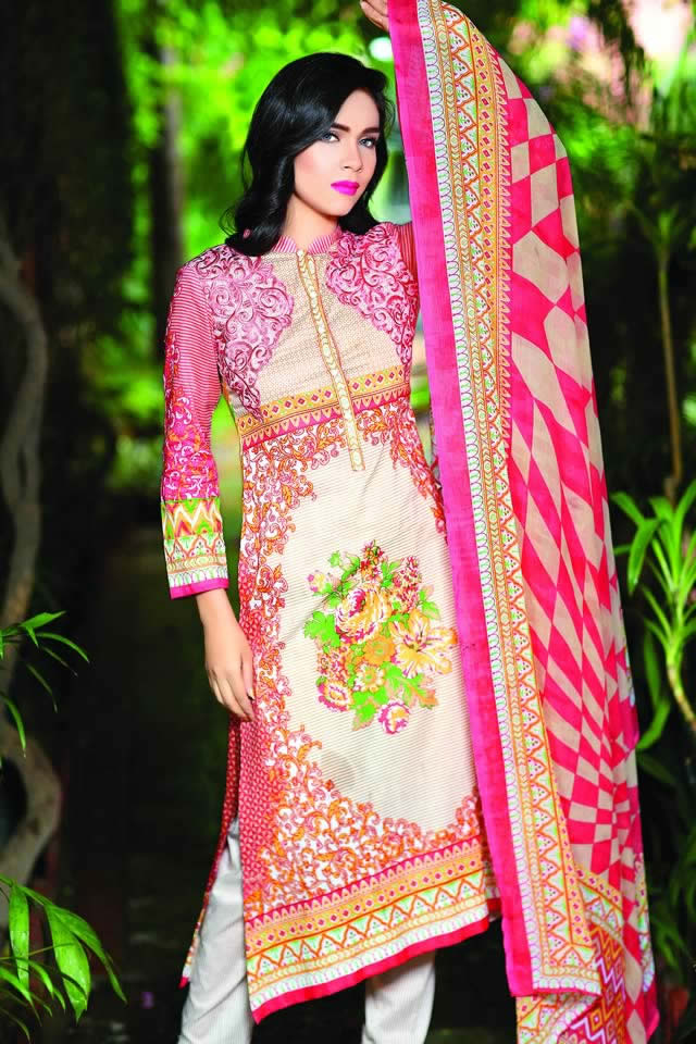 Lala Summer Lawn Collection 2016
