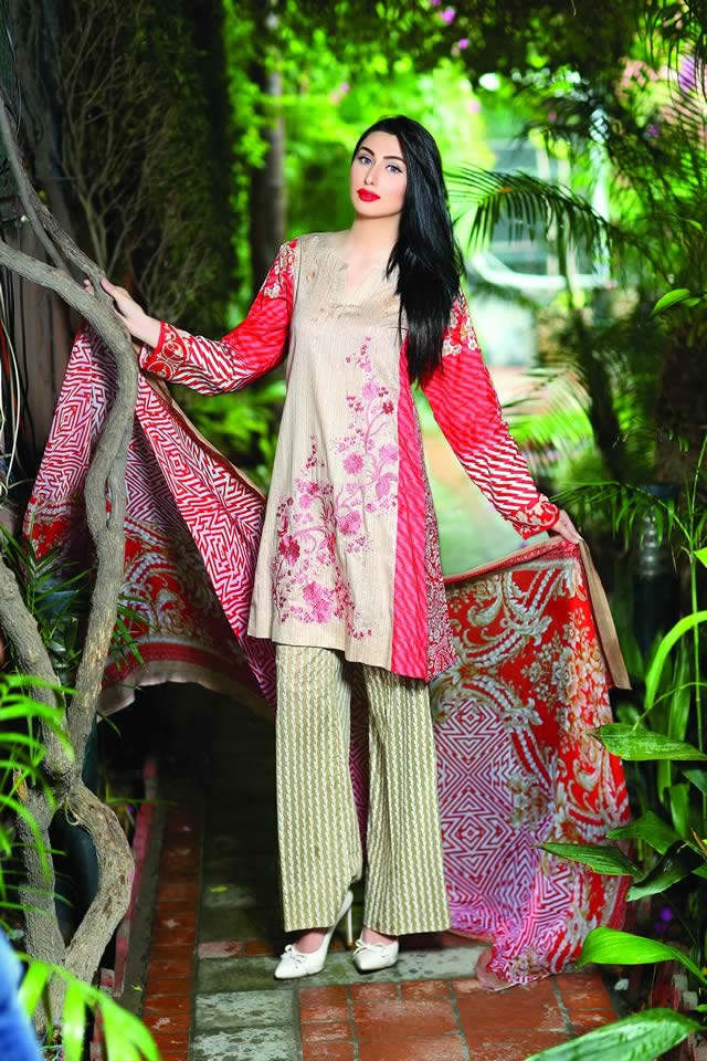 Summer Lawn 2016 Lala Collection