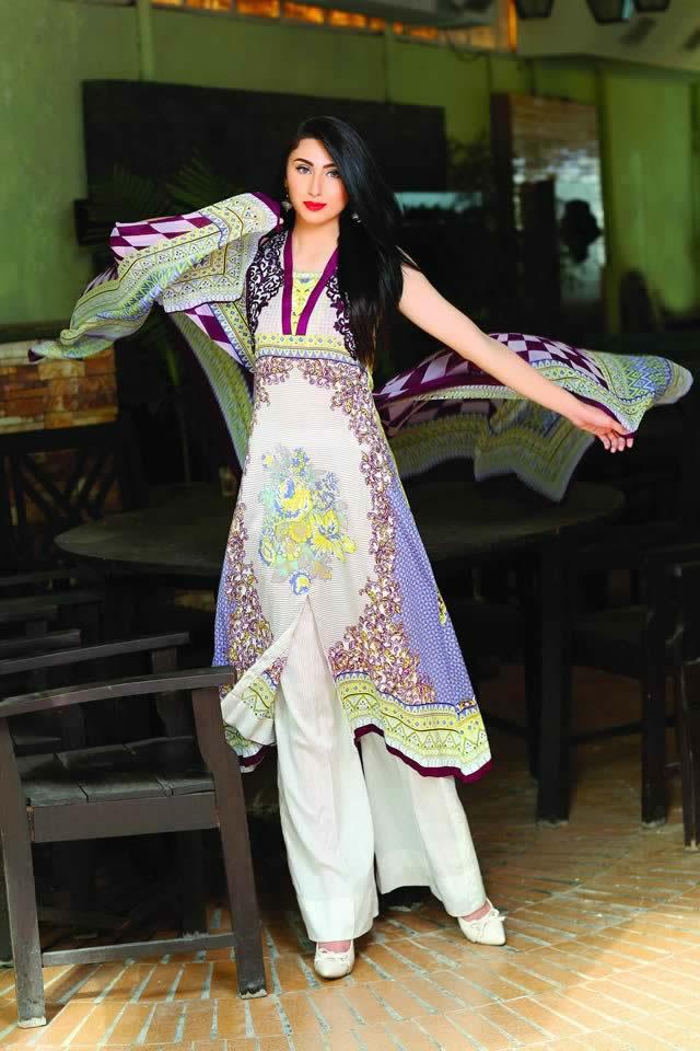 2016 Summer Lawn Lala Dresses