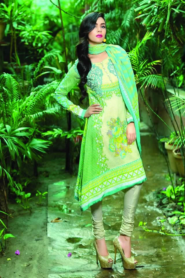2016 Summer Lawn Lala Dresses Collection