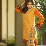 Lala Textiles Eid Dresses collection 2016 Images