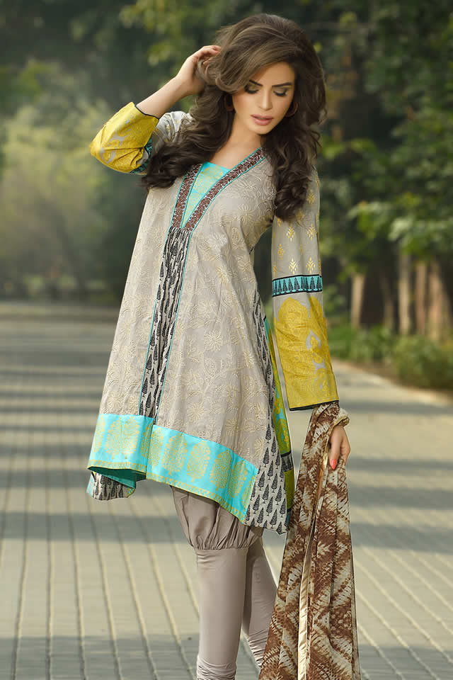 Lala Textiles Eid collection 2016 Pics