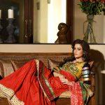Lala Textiles Eid Dresses collection 2016 Pics