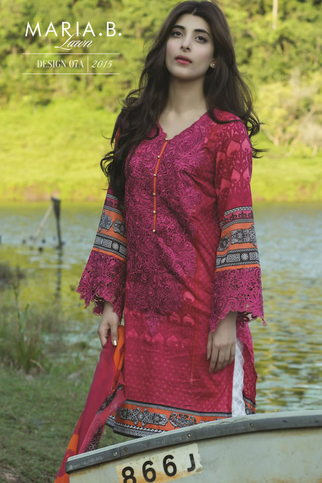 2015 MARIA.B Lawn Collection
