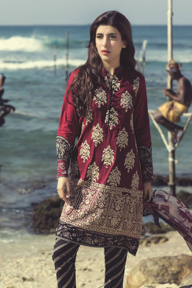 2015 Lawn MARIA.B Collection