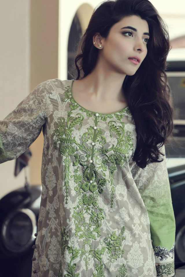 Spring Summer Lawn MARIA.B Collection