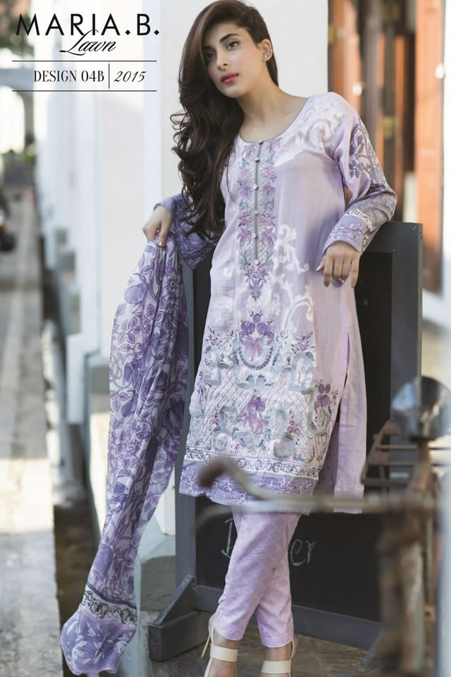 Lawn MARIA.B 2015 Collection