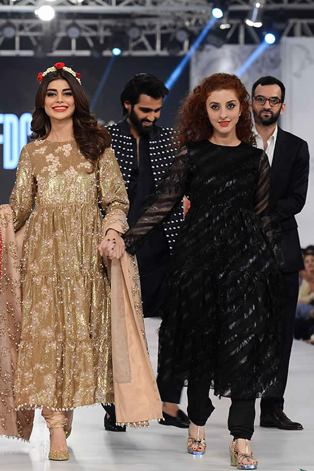2016 PFDC Loreal Paris Bridal Week MUSE Dresses Gallery