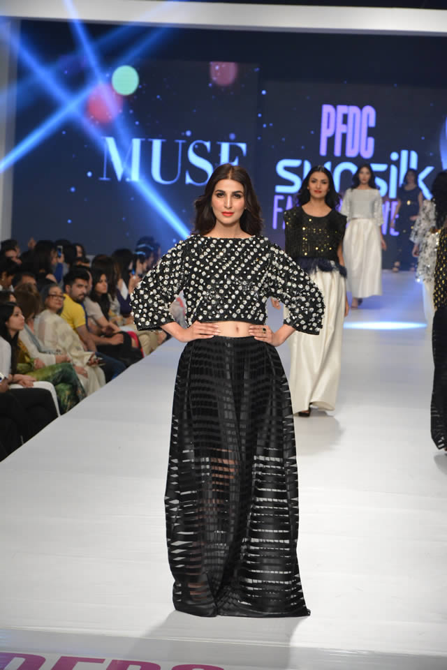 MUSE Luxury Pret Collection at PFDC Sunsilk Fashion Week 2015