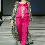 Pakistan Fashion Extravaganza London 2015 Madiha Gohar Summer Collection Images