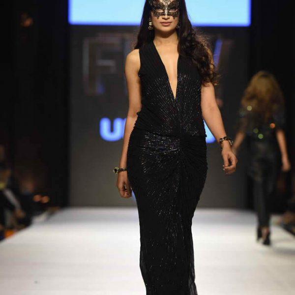 Maheen Karim Dresses at Fashion Pakistan Week W/F 2015