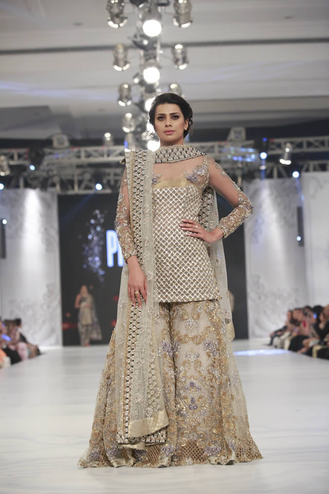 2016 Mahgul Dresses Collection Images