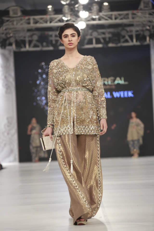 PLBW 2016 Mahgul Bridal Dresses