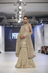 Mahgul Bridal Dresses at LOreal Paris Bridal Week 2016