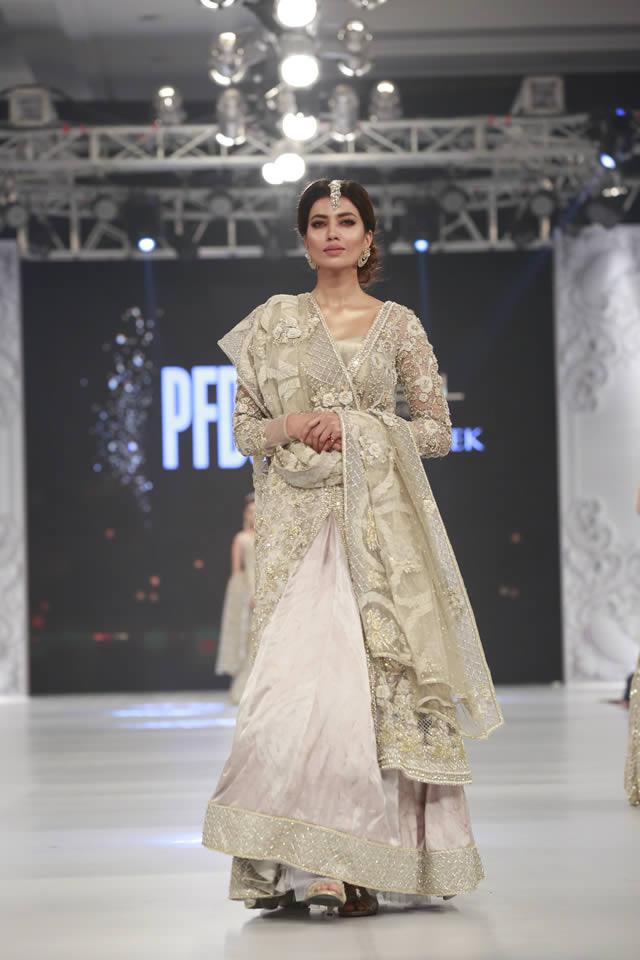 2016 Mahgul Bridal Dresses Pics