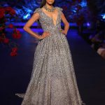 2015 Amazon India Couture Week Manish Mahotra Summer Dresses Picture Gallery
