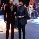 Manish Malhotra Dresses Lakme Fashion Week WF 2015 Images