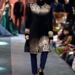 Fashion Designer Manish Malhotra Dresses Lakme Fashion Week WF 2015 Photo Gallery