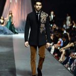 Designer Manish Malhotra Collection Lakme Fashion Week WF 2015 Pics