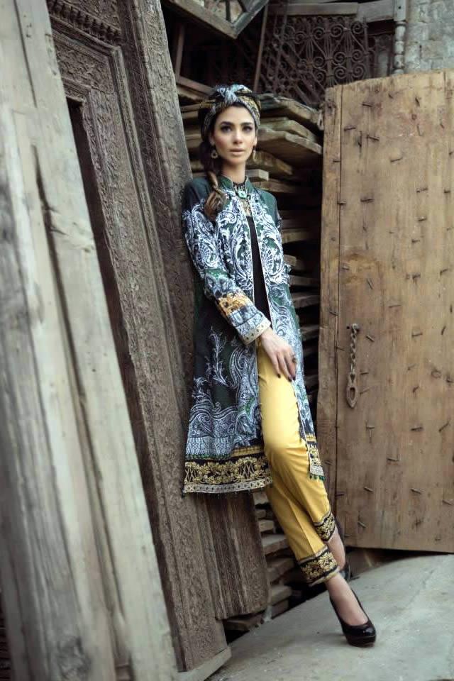 Designer Maria B Collection Summer Eid 2015