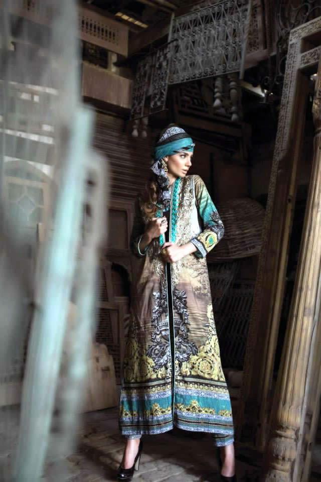 Fashion Designer Maria B Dresses Collection