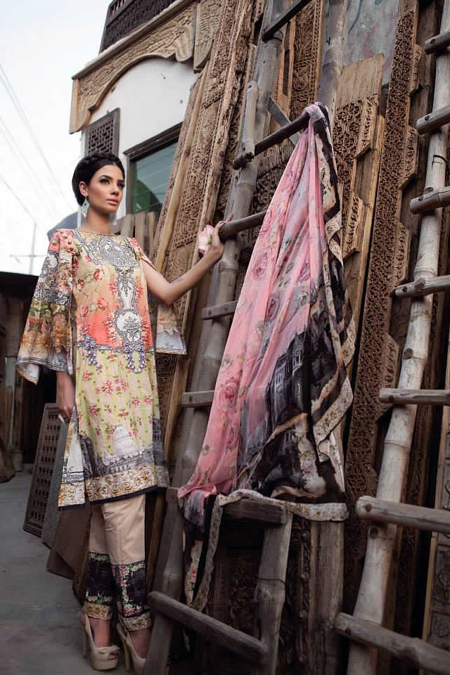 2015 Summer Eid Maria B Collection Photo Gallery